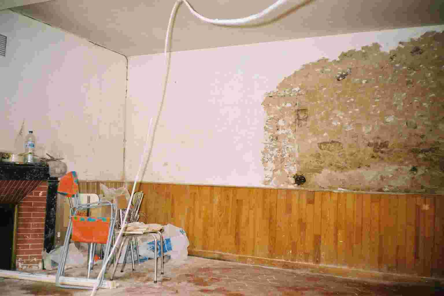 Photo1 Travaux chambre